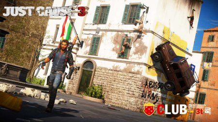 Just Cause 3 ������� version 1.01 + 22