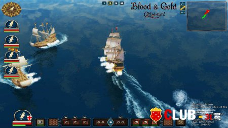 Blood & Gold Caribbean Trainer version 2.0 + 13