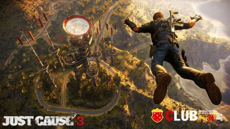 Just Cause 3 Trainer version 1.021 + 22