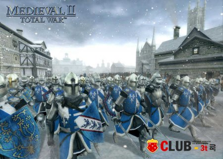 Medieval II Total War Trainer version 1.52 + 6
