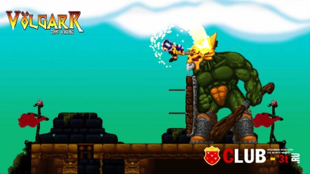 Volgarr The Viking Трейнер version steam 1.36 + 3