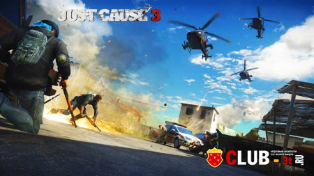 Just Cause 3 Trainer version 1.021 + 5
