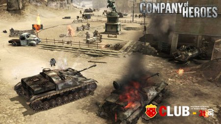 Company Of Heroes Trainer version 2.700.2.42 + 9