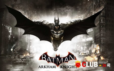 Batman Arkham Knight Trainer version 31.12.2015 + 17