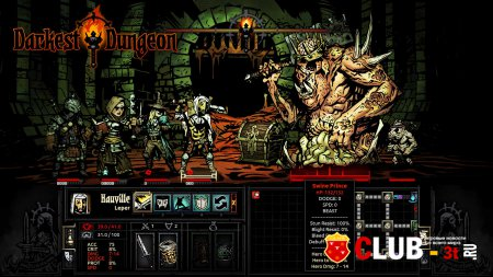 Darkest Dungeon Trainer version build 13322 + 11