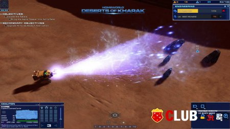Homeworld Deserts of Kharak Trainer version 1.0.1158216 64bit + 6