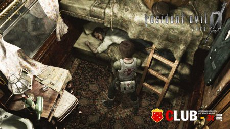Resident Evil Zero HD Remaster Trainer version 1.0 + 5
