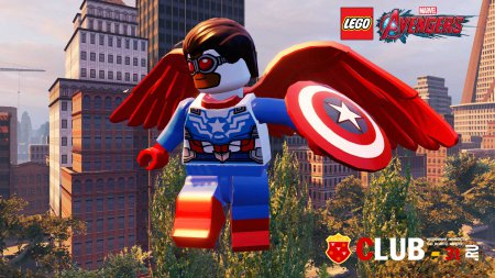 LEGO Marvel's Avengers Trainer version 1.0 64bit + 9