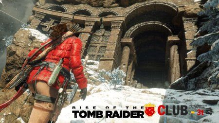 Rise of the Tomb Raider Trainer version 1.01 + 13