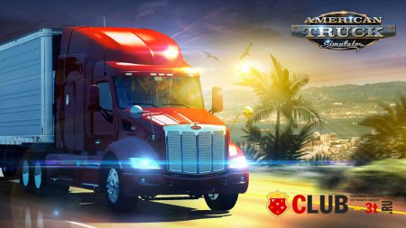 American Truck Simulator Trainer version 1.0 + 3