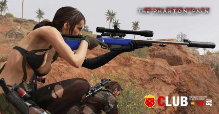 Metal Gear Solid V The Phantom Pain Трейнер version 1.071 + 26