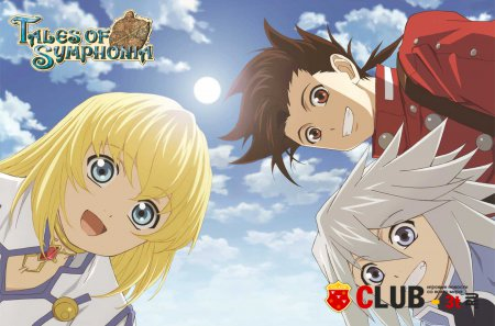 Tales of Symphonia ������� version 1.01 + 5