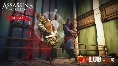 Assassin's Creed Chronicles Russia Trainer version 1.0 + 8