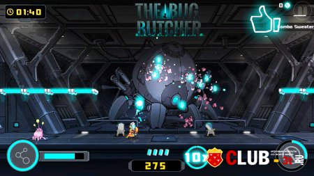 The Bug Butcher Trainer version 17.02.2016 + 2