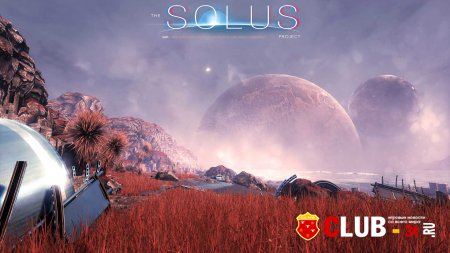 The Solus Project Trainer version 21.02.2016 + 12