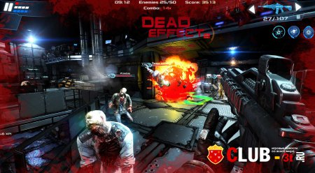 Dead Effect 2 Trainer version 22.02.2016 + 5