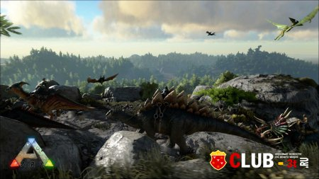 ARK Survival Evolved Трейнер version Early Access 28.02.2016 + 23