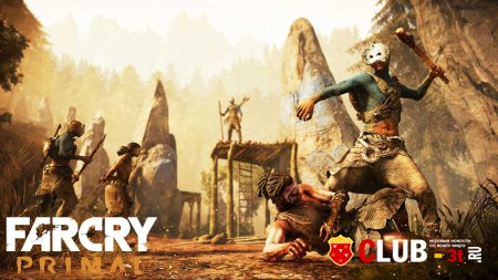 Far Cry Primal Trainer version 1.1.0 + 10