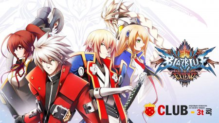 BlazBlue Chronophantasma Extend Trainer version 1.0 + 5