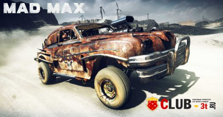 Mad Max Trainer version 1.0.3.0 + 10