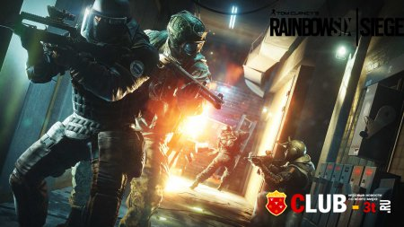 Tom Clancy's Rainbow Six Siege Трейнер version update 17032016 + 7