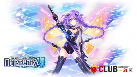 Hyperdimension Neptunia U Action Unleashed Trainer version 1.0 + 7