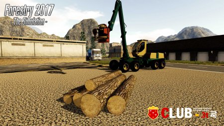 Forestry 2017 The Simulation Trainer version 1.0.0.1281 + 1
