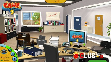 Game Tycoon 2 Trainer version 0.9.0 + 3