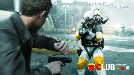 Quantum Break Trainer version 1.0 + 10