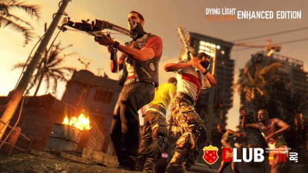 Dying Light The Following Enhanced Edition Трейнер version 1.11.2 + 28