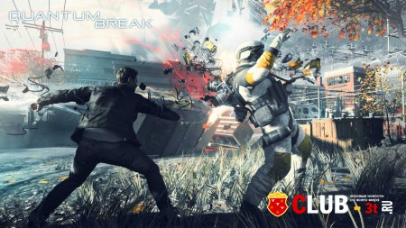 Quantum Break Трейнер version 1.7.0.0 + 11