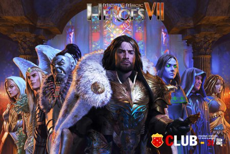 Heroes of Might and Magic VII Трейнер version 1.8 64bit + 22