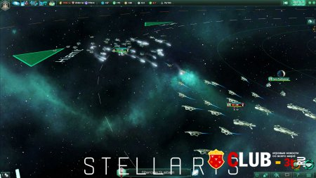 Stellaris Trainer version 1.0 + 11