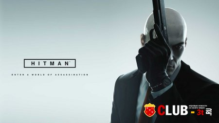 HITMAN Trainer version 1.07 + 11