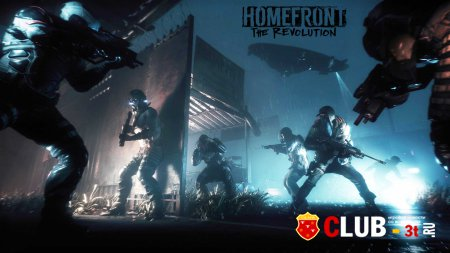 Homefront The Revolution Trainer version 1.0 + 10