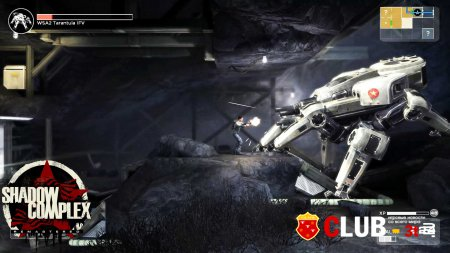 Shadow Complex Remastered Trainer version 1.0.10897.0 + 6