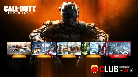 Call of Duty Black Ops III Трейнер version update 22 + 9