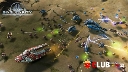Ashes of the Singularity Трейнер version 1.12 + 7