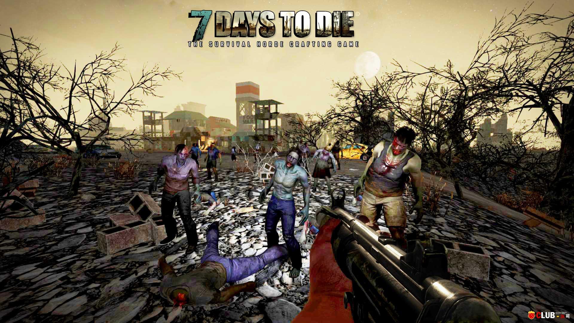 7 days to die trainer