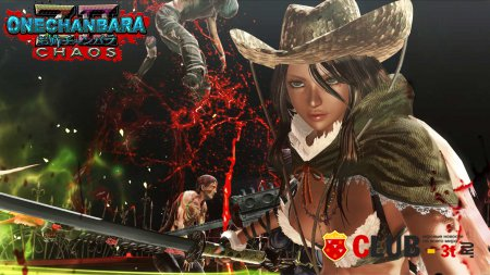 Onechanbara Z2 Chaos Trainer version 1.01 + 3