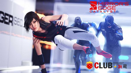 Mirror's Edge Catalyst Trainer version 1.01 + 4