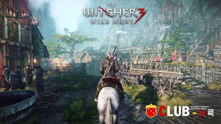 The Witcher 3 Wild Hunt Трейнер version 1.22 + 13