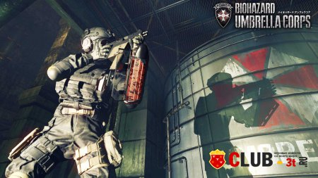 Umbrella Corps Trainer version 1.02 + 4