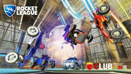 Rocket League Trainer version 1.0.10897 + 6
