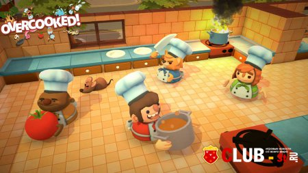 Overcooked Trainer version 1.0 + 9