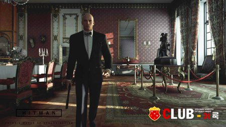 HITMAN Trainer version 1.09 + 11