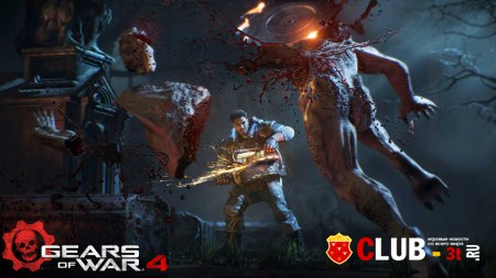 Gears of War 4 ��������� �� ����