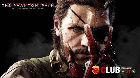 Metal Gear Solid V The Phantom Pain Trainer version 1.10 + 26