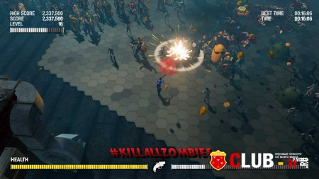 #KILLALLZOMBIES Trainer version 1.0 + 2