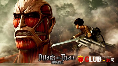 Attack on Titan / A.O.T. Wings of Freedom Trainer version 1.0 + 9